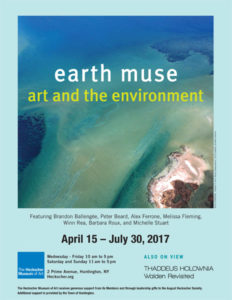 Earth Muse: Art and the Environment